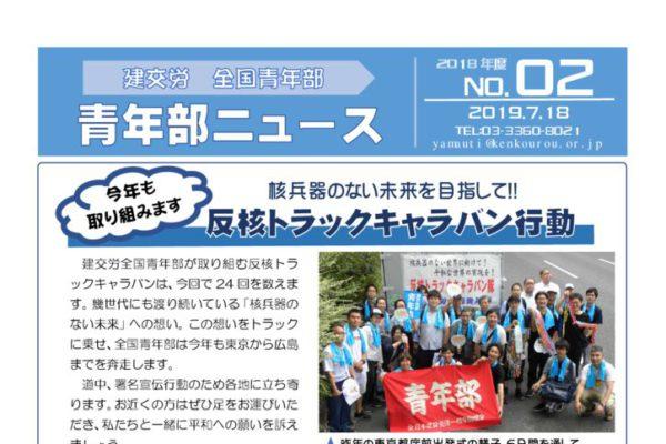 青年部ニュース No. 02