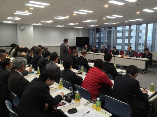 全日本トラック協会(2016年)への要請